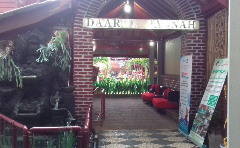 Jalan-jalan ke Daarut Tauhiid, Bandung
